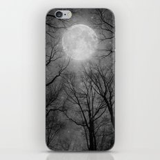 May It Be A Light (Dark Forest Moon) iPhone & iPod Skin