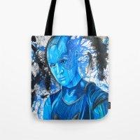 Nebula Tote Bag
