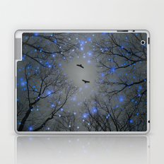 The Sight of the Stars Makes Me Dream Laptop & iPad Skin