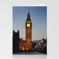 Big Ben, London Stationery Cards