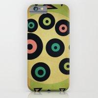 carpet pattern iPhone 6 Slim Case
