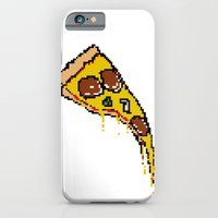 iPhone & iPod Case featuring Pizze Slice by haydiroket