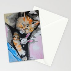Bedtime story Stationery Cards