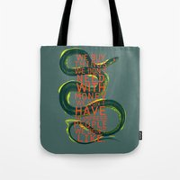 False Behaviour Tote Bag
