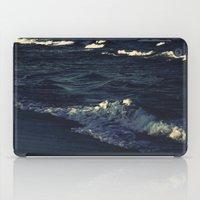 Night's Ocean iPad Case