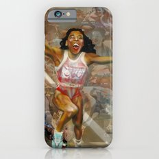 AMERICA ON HER BACK iPhone 6s Slim Case