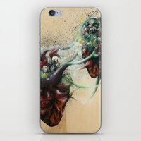 Arrested Vascular Fusion… iPhone & iPod Skin