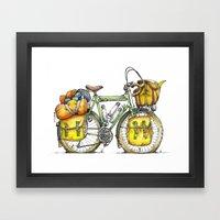Grand Tourer Framed Art Print