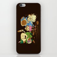 Yep, Just A Little Bit O… iPhone & iPod Skin