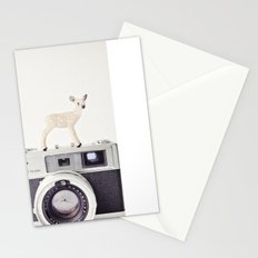 The Deer and The Minolta Stationery Cards