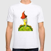 Rapunzel Mens Fitted Tee Ash Grey SMALL