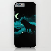 iPhone & iPod Case featuring Waning Crescent by Flying Mouse 365