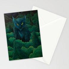 Jungle Cat Stationery Cards