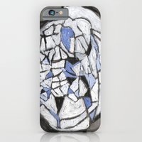 iPhone & iPod Case featuring Structure by Erin McGuire Art