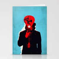 Eddie Vedder Stationery Cards