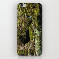The Staburags cliff of Rauna iPhone & iPod Skin