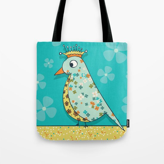 Tweedle De De Tote Bag