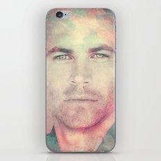 PAUL WALKER R.I.P iPhone & iPod Skin