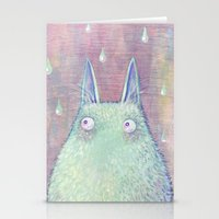 Little Neighbor  Stationery Cards