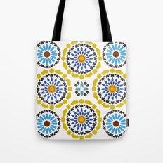 Moroccan Pattern Tote Bag