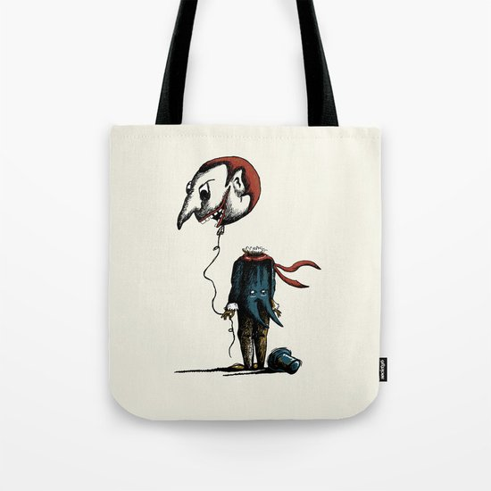 And His Head Swelled with Pride... Tote Bag