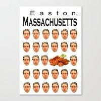Easton, MA Canvas Print