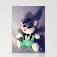 Bully Gangster Stationery Cards