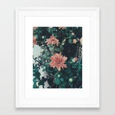 Floral 01 Framed Art Print