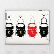 Red cricket Laptop & iPad Skin