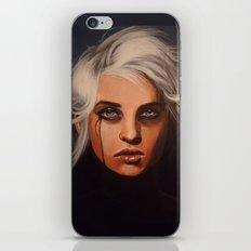 Slate is Clean iPhone & iPod Skin