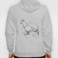 Bird Of Grey Hoody