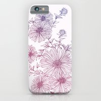 iPhone & iPod Case featuring Chrysanthemum by Annike
