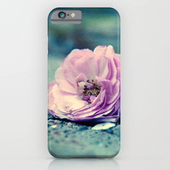 rose on beach iPhone & iPod Case