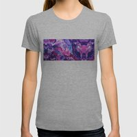 Animals Womens Fitted Tee Athletic Grey SMALL