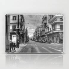 Back Streets of Athens Laptop & iPad Skin