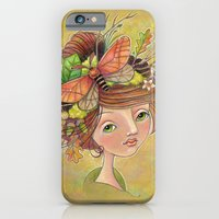 iPhone & iPod Case featuring Forest Glories by Kristin Barr
