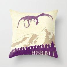 The Hobbit Throw Pillow