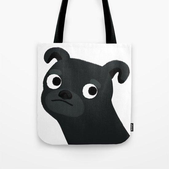 Pug - Cute Dog Series Tote Bag