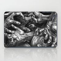 Getting Handsy (smotheri… iPad Case