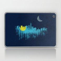 city that never sleeps Laptop & iPad Skin