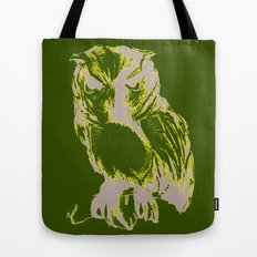 Owl Color Tote Bag