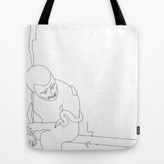 Past Tote Bag