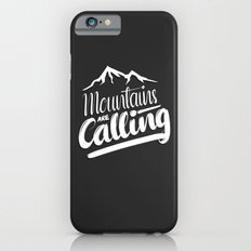 Mountains Are Calling iPhone 6s Slim Case