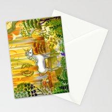 Saint Francis's Unicorn Stationery Cards