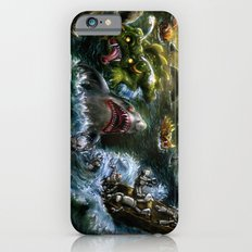 Plight of the Seabots Slim Case iPhone 6s