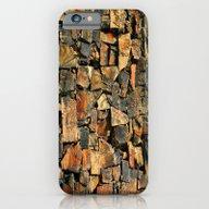 Sandstone Wall iPhone 6 Slim Case