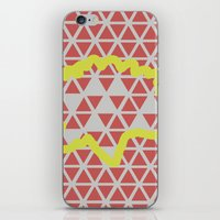 Geometric vs. Organic  iPhone & iPod Skin