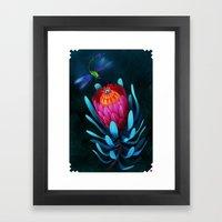 Botanica I Framed Art Print