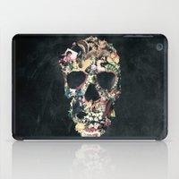 Vintage Skull iPad Case