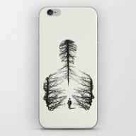 The Walk  iPhone & iPod Skin